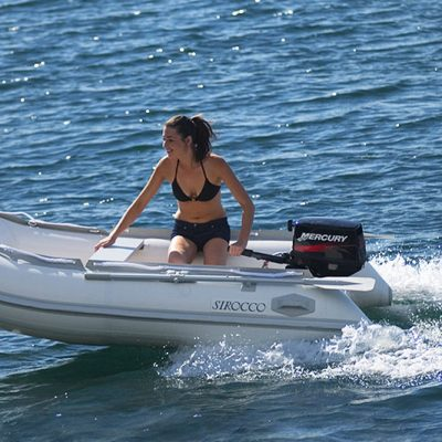 Sirocco Air Hull Inflatable Boat