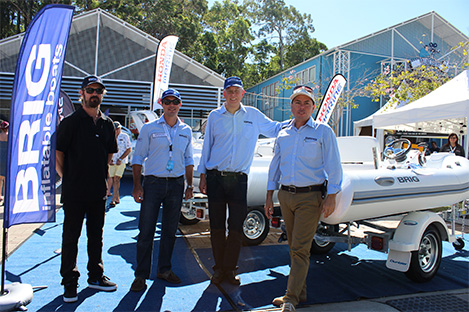 SEE YOU AT SYDNEY INTERNATIONAL BOAT SHOW!